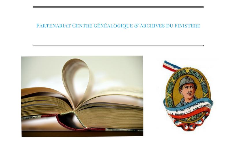 le Centre généalogique a indexé tous les registres matricules du Finistère