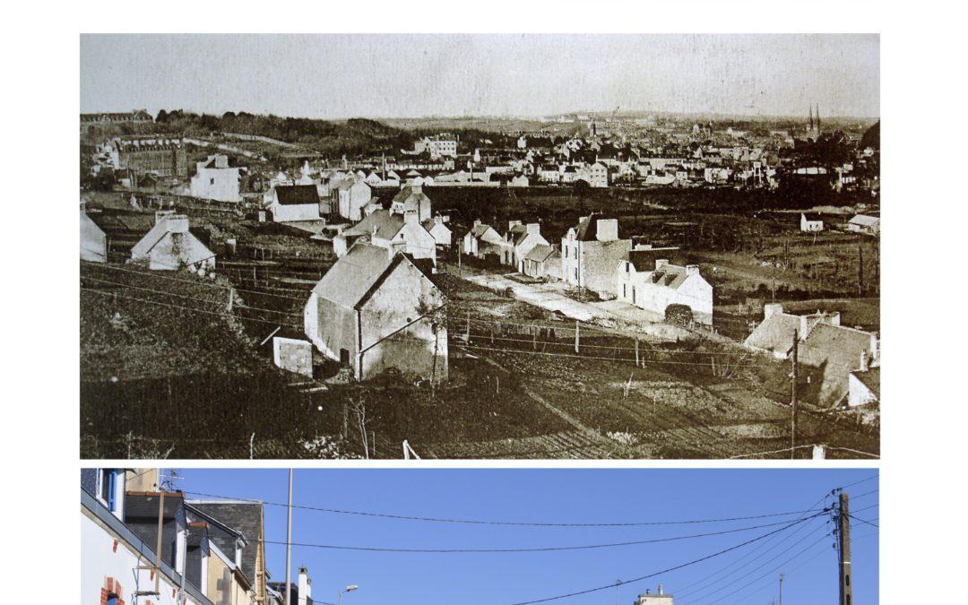 Nouveau livre : QUIMPER-PENHARS l'histoire des quartiers de la route de Pont-L'Abbé