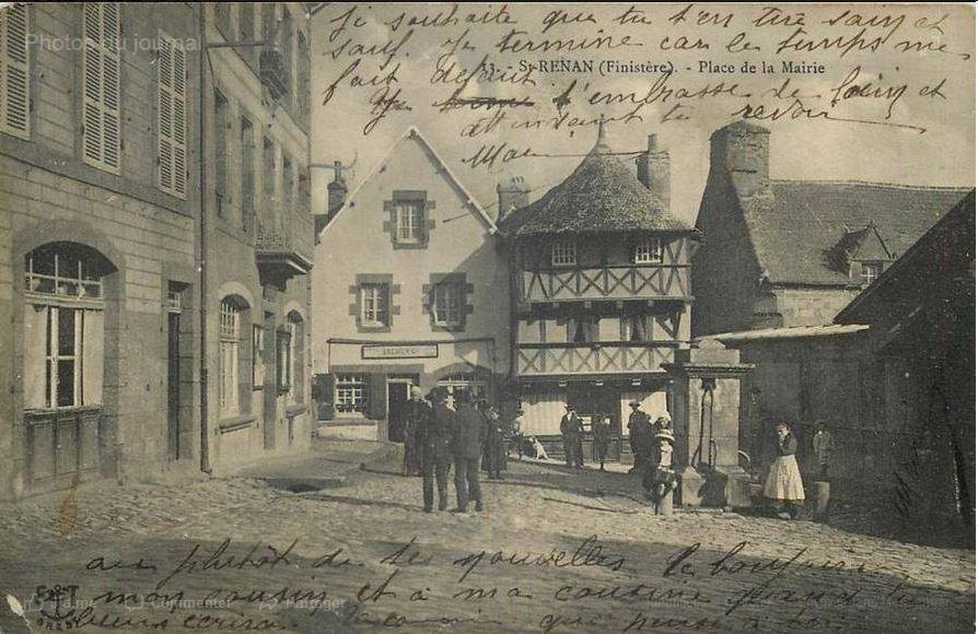 18ème salon des cartes postales Saint Renan