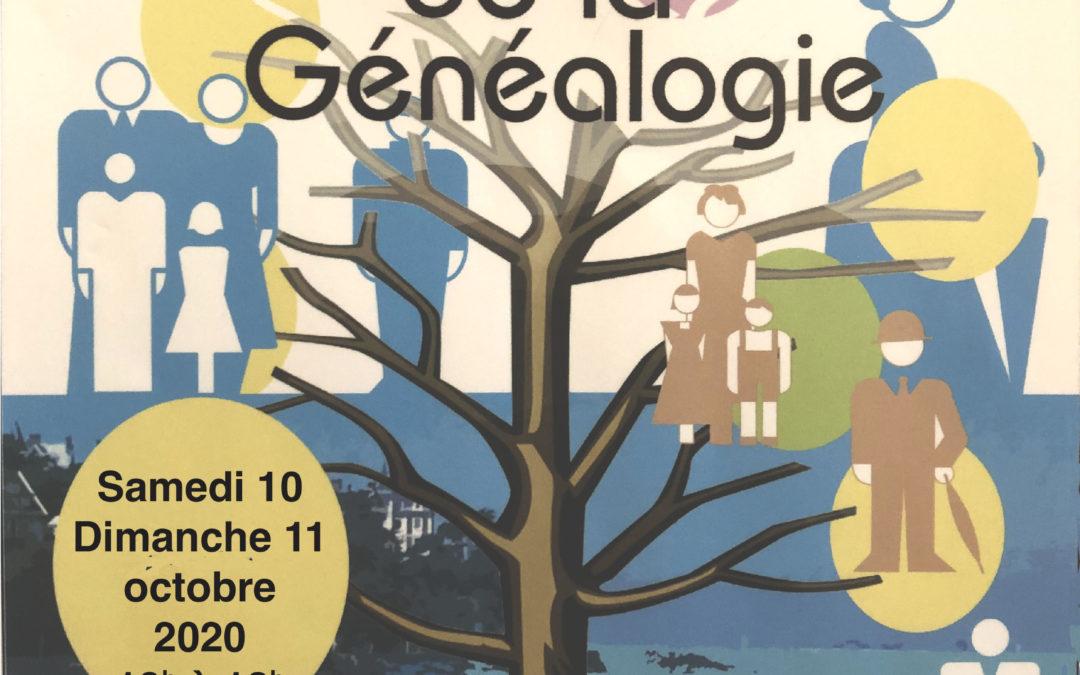 Congrès Régional de Généalogie 2020 – le salon de Dinard est annulé !